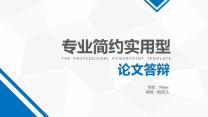 毕业答辩毕业论文严谨学术专业PPT模板.pptx